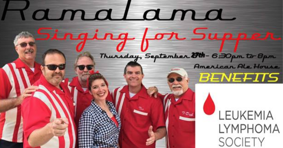 Singing for Supper - Leukemia Lymphoma Society