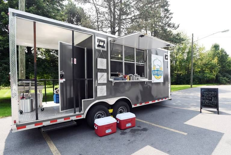 Back By Popular Demand: OLV Food Truck Event!