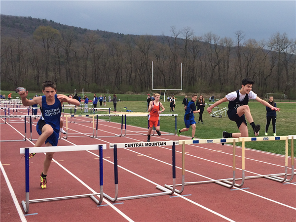 Middle School Track and Field Results Posted