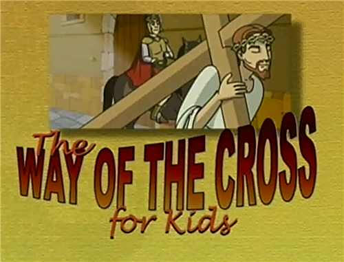 Resources for Praying The Stations of the Cross With Your Student