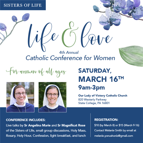 Catholic Conference for Women
